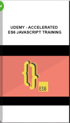 Udemy – Accelerated ES6 JavaScript Training