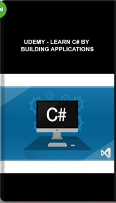 Udemy – Learn C# By Building Applications