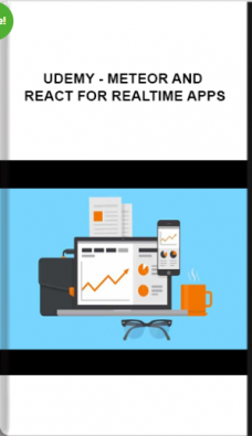 Udemy – Meteor and React for Realtime Apps