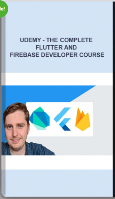 Udemy – The Complete Flutter And Firebase Developer Course