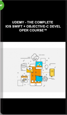 Udemy – The Complete IOS Swift + Objective-C Developer Course™