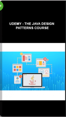 Udemy – The Java Design Patterns Course