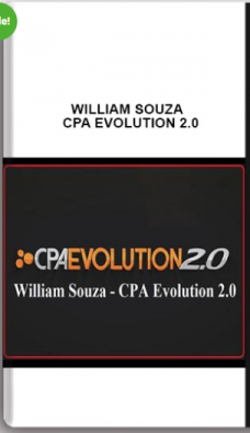WILLIAM SOUZA – CPA EVOLUTION 2.0