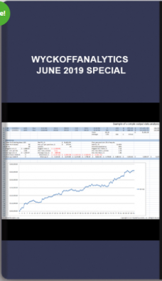Wyckoffanalytics – June 2019 Special