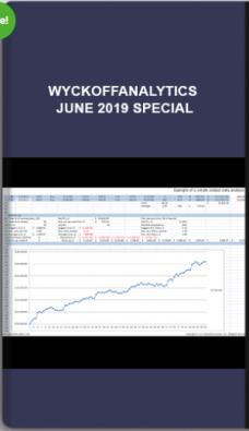 Wyckoffanalytics – June 2019 Special