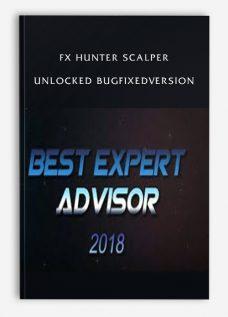 FX Hunter Scalper-Unlocked BugFixedVersion