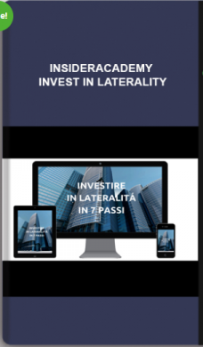 Insideracademy – Invest in laterality