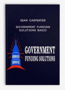 Sean Carpenter – Government Funding Solutions Basic