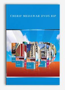 Cherif Medawar DVDs RIP
