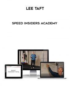 Lee Taft – Speed Insiders Academy