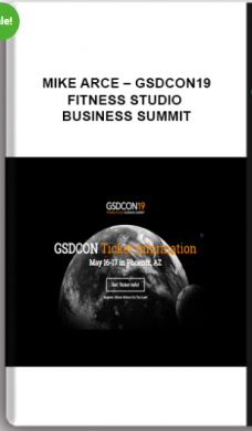 Mike Arce – GSDCON19 | Fitness Studio Business Summit