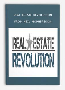 Real Estate Revolution from Neil Mcphereson