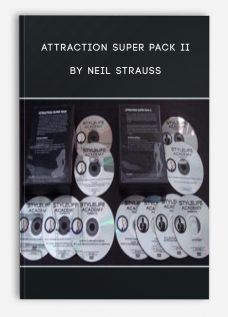 Attraction Super Pack II by Neil Strauss