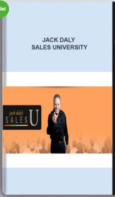 Jack Daly – Sales University