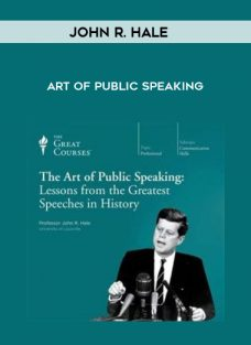 John R. Hale – Art of Public Speaking