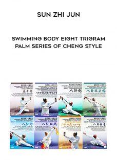 Sun Zhi Jun – Swimming Body Eight Trigram Palm Series of Cheng Style
