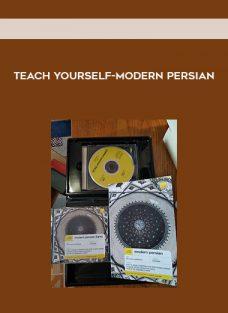 Teach Yourself-Modern Persian
