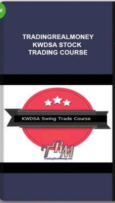 Tradingrealmoney – KWDSA Stock Trading Course