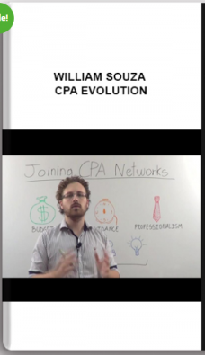 William Souza – Cpa Evolution