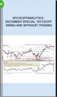 Wyckoffanalytics – December Special: Wyckoff Swing and Intraday Trading