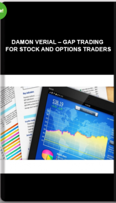 Damon Verial – Gap Trading for Stock and Options Traders