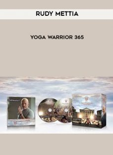 Yoga Warrior 365 by Rudy Mettia