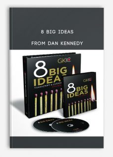 8 Big Ideas from Dan Kennedy