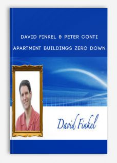 Apartment Buildings Zero Down by David Finkel & Peter Conti