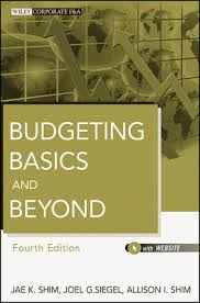 Budgeting Basics & Beyond by Jae K.Shim