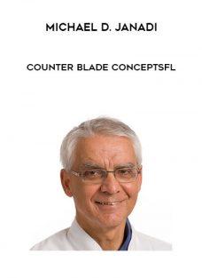 Counter Blade Conceptsfl by Michael D. Janadi