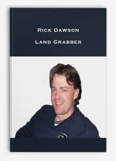 Land Grabber by Rick Dawson