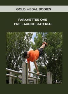 ParaNettes One PRE-LAUNCH Material by Gold Medal Bodies