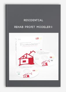 Rehab Profit Modeler® by Residential