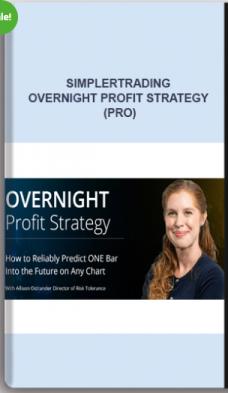 Simplertrading – OVERNIGHT Profit Strategy (PRO)
