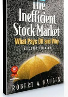 The Inefficient Stock Market by Robert A.Haugen