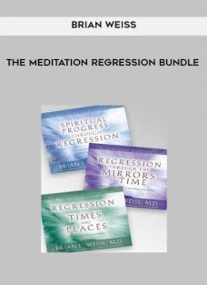 The Meditation Regression Bundle by Brian Weiss