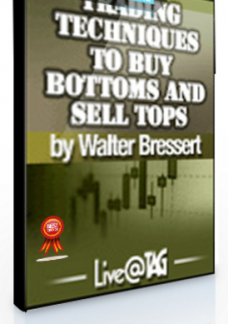 Trading Techniques to Buy Bottoms and Sell Tops by Walter Bressert