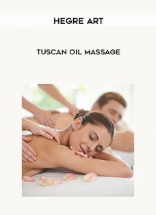 Tuscan Oil Massage by Hegre Art