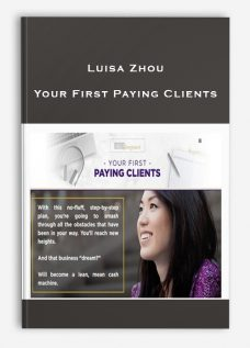 Your First Paying Clients by Luisa Zhou