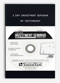 2 Day Investment Seminar by VectorVest