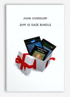2019 12 Daze Bundle by John Overdurf