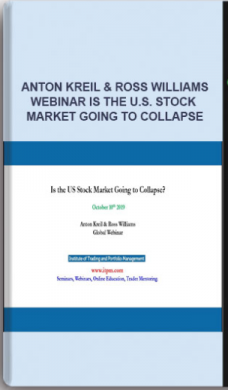 Anton Kreil & Ross Williams – WEBINAR Is the U.S. Stock Market Going to Collapse