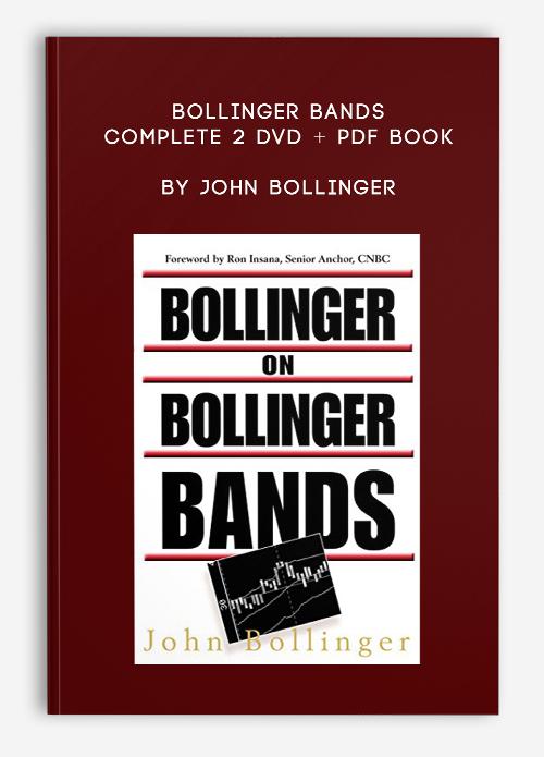 John Bollinger on Bollinger Bands | Free Download Instantly.