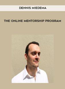 Dennis Miedema The Online Mentorship Program
