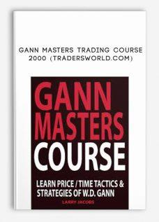 Gann Masters Trading Course 2000 (tradersworld.com)
