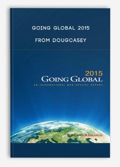 Going Global 2015 from DougCasey