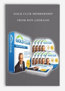 Gold Club Membership from Ron LeGrand