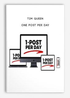 One Post Per Day by Tim Queen