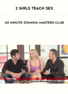 2 Girls Teach Sex – 60 Minute Stamina Masters Club