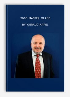 2003 Master Class by Gerald Appel